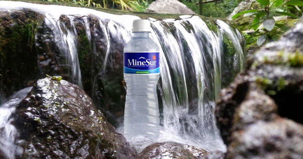Beneficios agua mineral minesur
